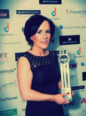 Aoife Corridan - Young Lawyer of the Year